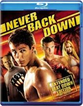 Никогда не сдавайся / Never Back Down / BDRip