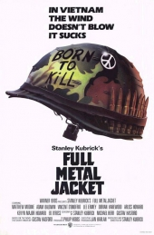 Цельнометаллическая оболочка / Full Metal Jacket + OST
