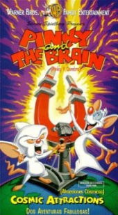 Пинки и Брейн / Pinky and the Brain 2й сезон