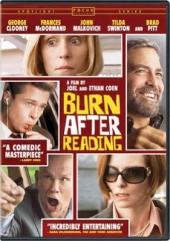 После прочтения cжечь / Burn After Reading