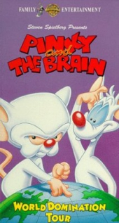 Пинки и Брейн / Pinky and the Brain 1й сезон