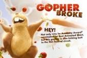 Бедный суслик / Gopher Broke