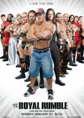 Рестлинг: королевская битва / WWE Royal Rumble 2010