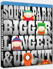 Южный Парк: Большой, Длинный, Необрезанный / South Park: Bigger Longer & Uncut