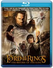 Властелин колец: Возвращение Короля [Театральная версия] / Lord of the Rings: The Return of the King, The [Theatrical Edition]
