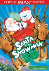 Санта против Снеговика / Santa vs. the Snowman 3D