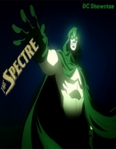 Витрина DC: Мираж / DC Showcase: The Spectre [HD]