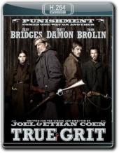 Железная хватка / Настоящее мужество / True Grit [HD]