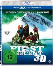 Первый спуск / First Descent 3D