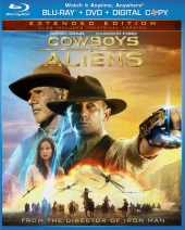 Ковбои против пришельцев / Cowboys & Aliens [HD]