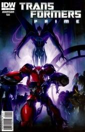 Трансформеры: Прайм / Transformers Prime (1 сезон)