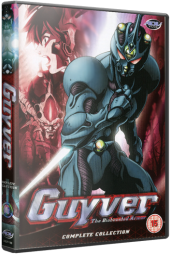 Гайвер / Kyoshoku Soko Guyver / The Bioboosted Armor Guyver