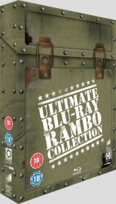 Рэмбо - Коллекция / Rambo - Quadrilogy