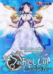 Утраченное небесами - Ангелоид времени/Gekijouban Sora no otoshimono: Tokei jikake no enjeroido