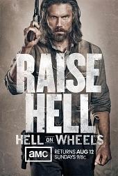 Ад на колесах / Hell on Wheels (2 Сезон)