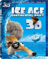 Ледниковый период 4: Континентальный дрейф / Ice Age: Continental Drift 3D
