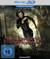 Обитель зла: Возмездие / Resident Evil: Retribution 3D