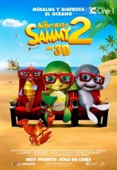 Шевели ластами 2 3D / Sammys avonturen 2 3D