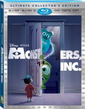 Корпорация монстров / Monsters, Inc. 3D