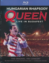 Queen: Hungarian Rhapsody - Live In Budapest (1986/2012)