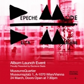 Depeche Mode - Delta Machine (Album Launch Event Live)