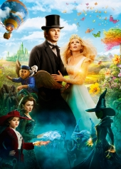 Оз: Великий и Ужасный / Oz the Great аnd Powerful