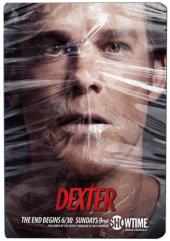 Правосудие Декстера / Dexter [сезон 8]