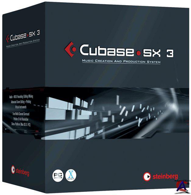 Cubase sx скачать бесплатно русификатор - Скачать программы.