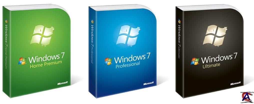Microsoft показала упаковку для Windows 7. 0. 26 июня 2009 1243. Как
