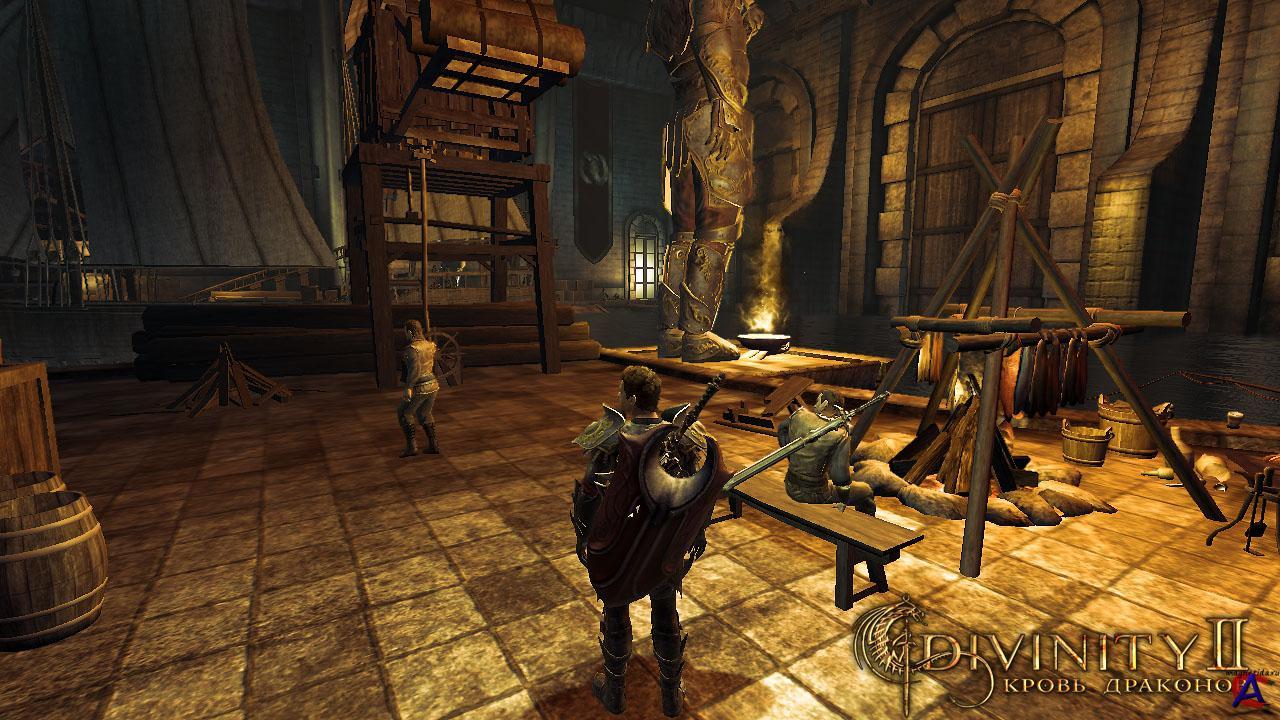 Divinity II. Кровь драконов (электронная версия) .