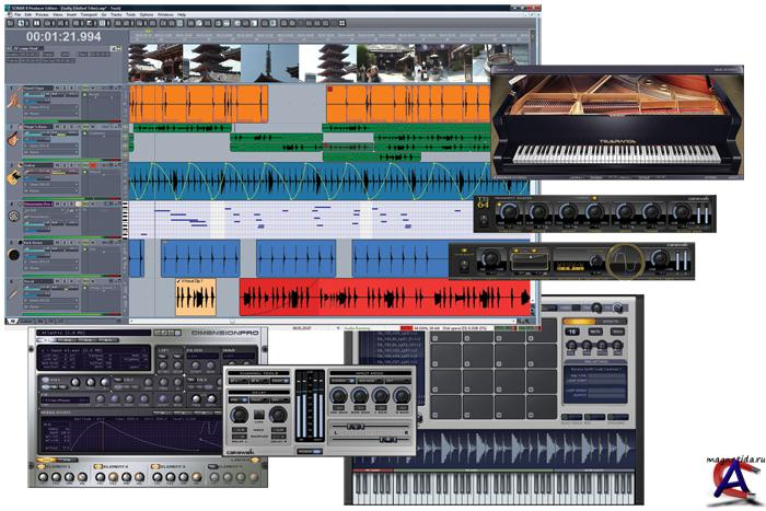 Details of the new version of Sonar Producer Edition, Cakewalk's
