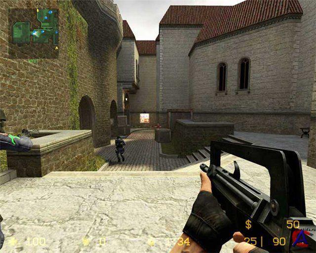 Скачать Патч v35 для Counter-Strike 1.6 34.44 Мб, бесплатно, из раздела Па