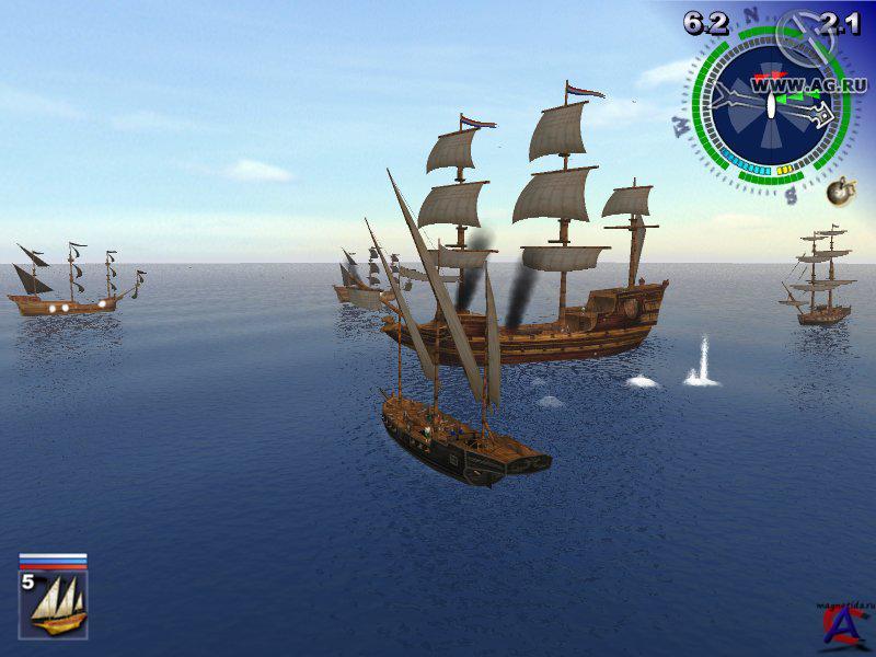 Название Корсары 2 Пираты Карибского моря / Corsairs 2 Pirates of