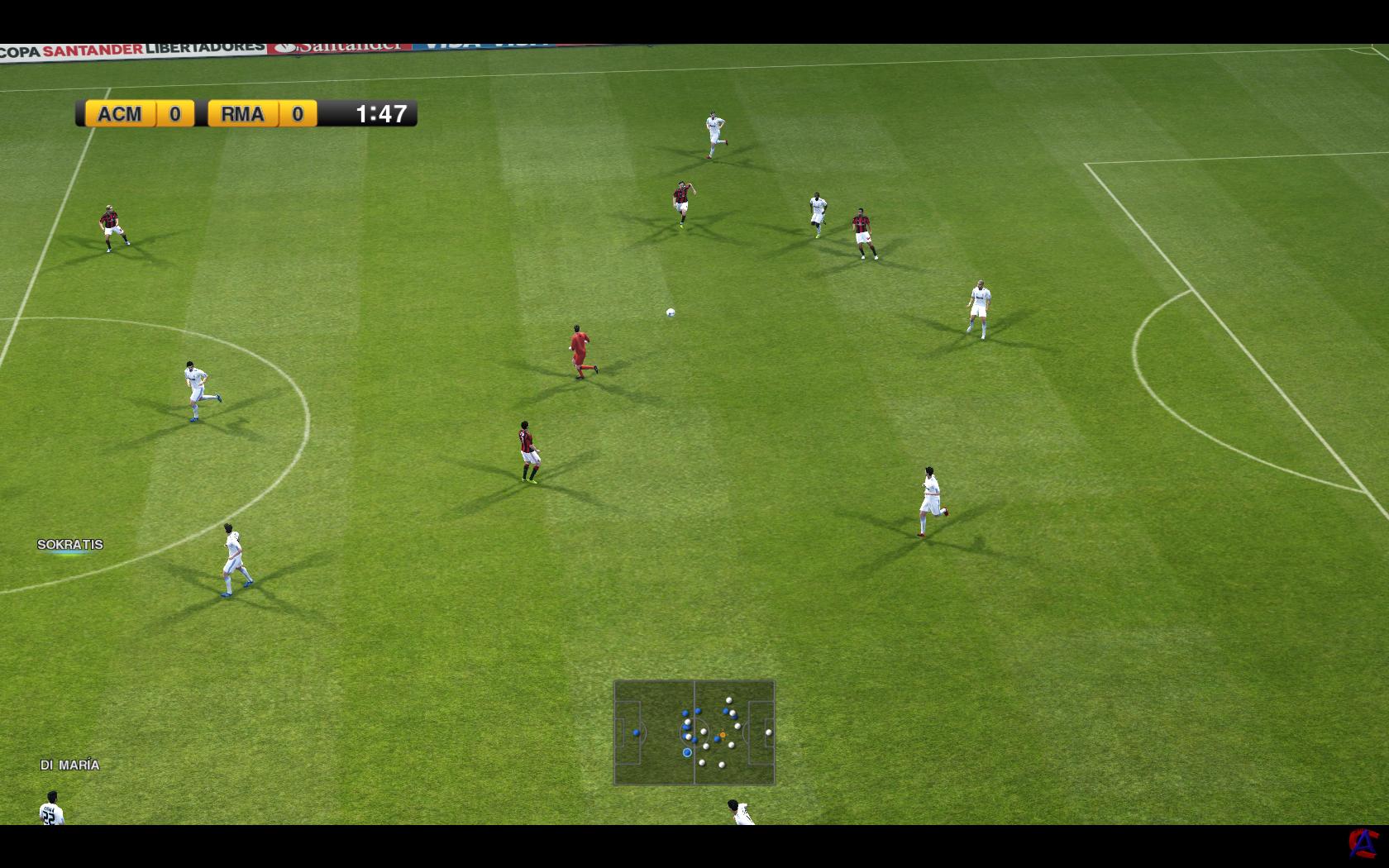 Скачать Pro Evolution Soccer 2011 RU/FR (2010) Shepards. turbobit.net