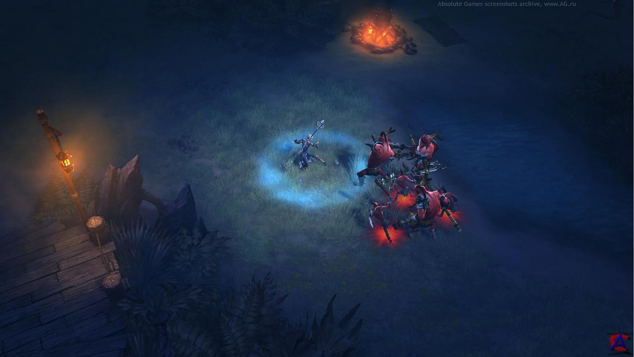 Скачать игру Diablo 3 (2012/RUS/Repack от DragonZX) .