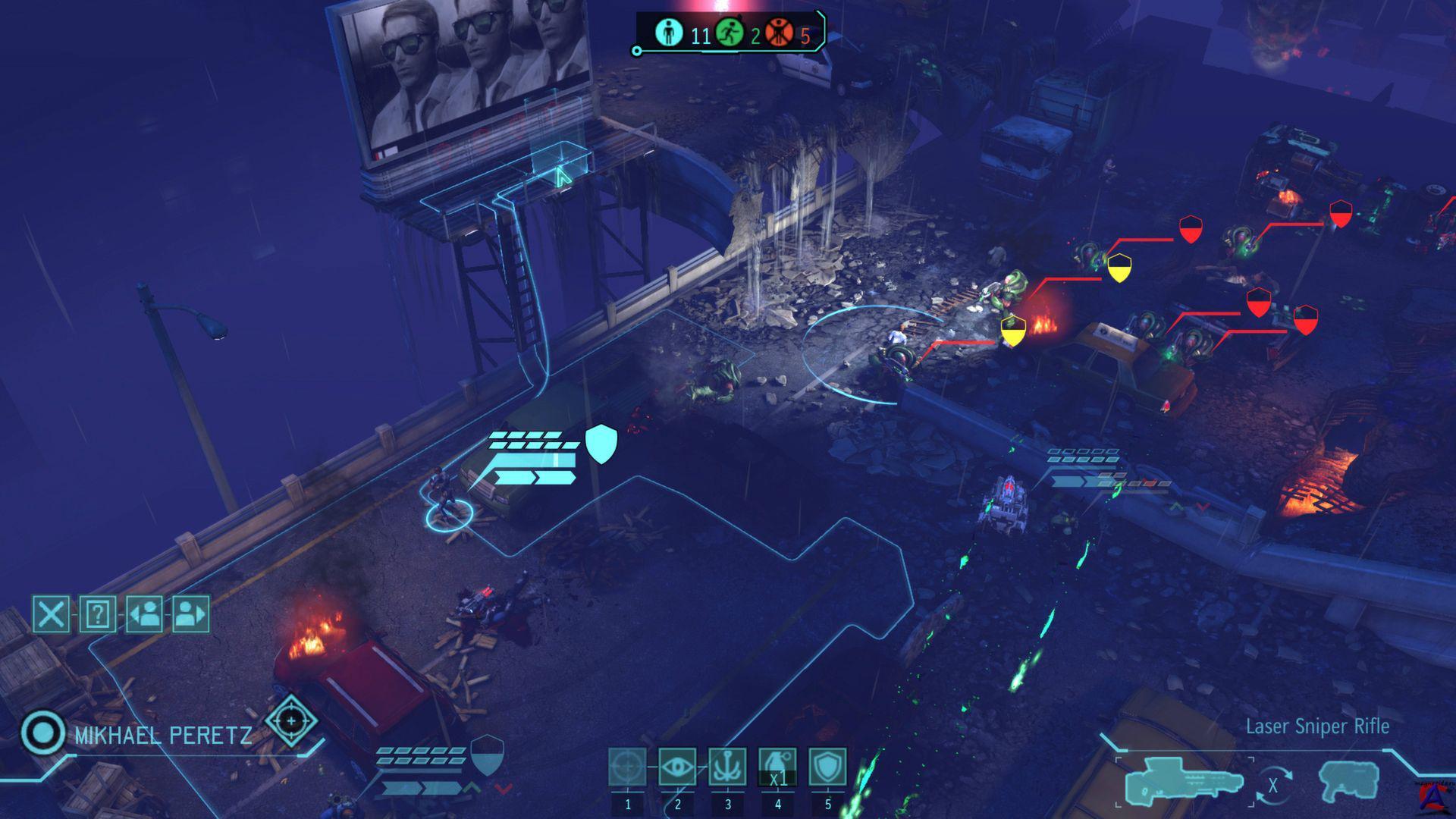 XCOM Enemy Unknown скачать на сайте newgames.com.ua.